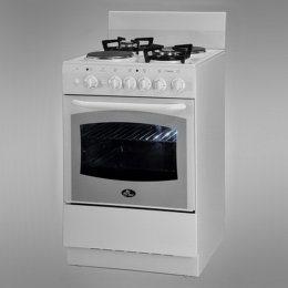 Комбинированная плита De luxe 5422.01гэ