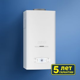 Водонагреватель газовый NEVA 4510 М (5 лет гарантии)