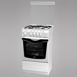 Комбинированная плита De luxe 5040.21гэ