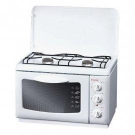 Газовая двухгорелочная плита с духовкой GEFEST ПГЭ 120
